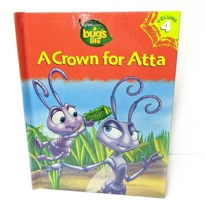 ✨BOGO✨ A Crown for Atta Volume 4 A Bugs Life
